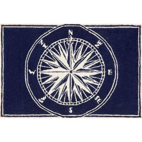 compass rug compass indoor outdoor rug
