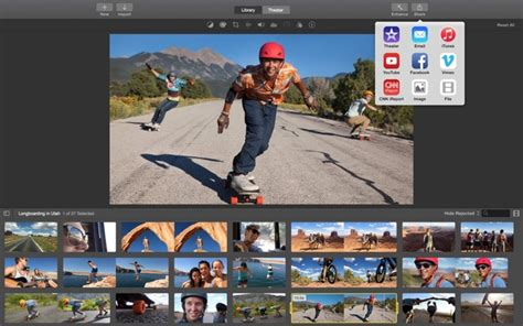 tutorial imovie os x yosemite imovie for mac gets new look for os x yosemite new export