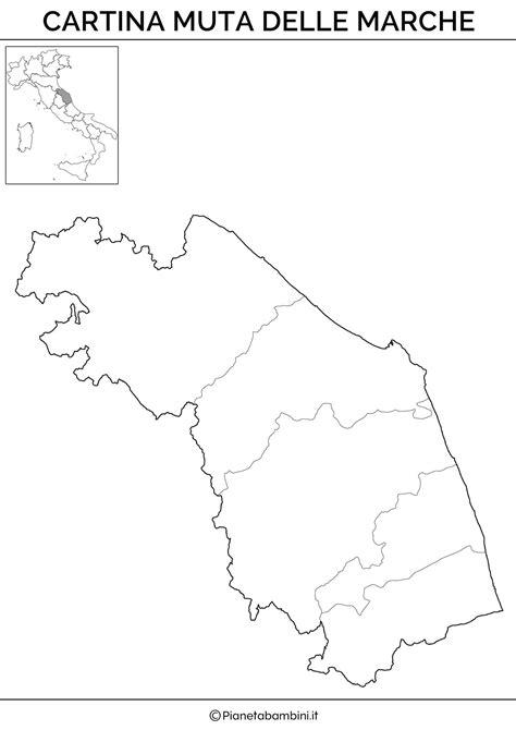cartina muta italia cartina muta regione toscana