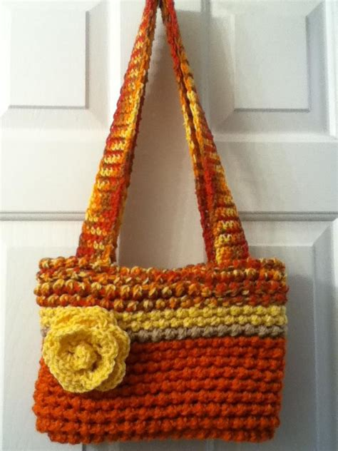 how to knit a bag on a loom loom knitted purse kept this one for myself i made