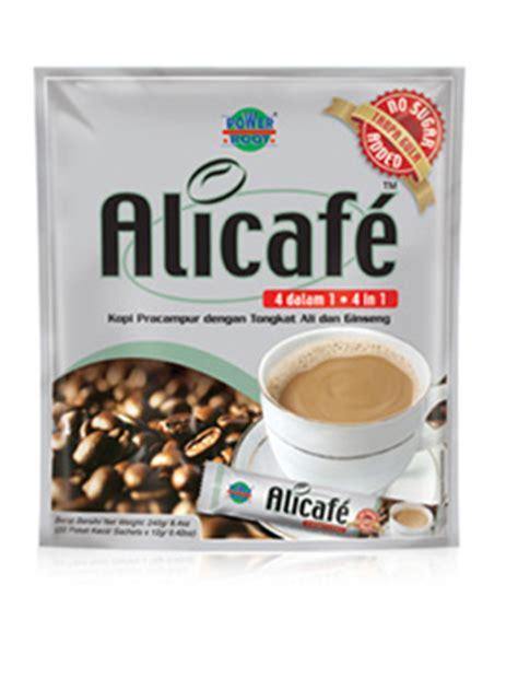 Kopi Tongkat Ali Ginseng Coffee alicafe tongkat ali ginseng coffee 4 in 1 let shop