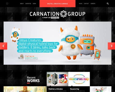 15 stylish and trendy web design hero images naldz graphics 15 exles of scrolling done right in website designs