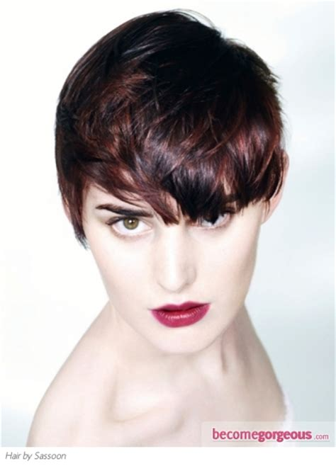 become gorgeous pixie haircuts pictures short hairstyles choppy layered short pixie