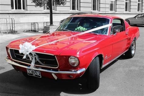 mustang wedding 1967 ford mustang v8 fastback v8 ford mustang wedding