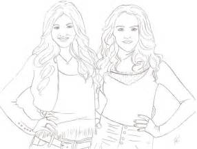 victorious justice free coloring pages