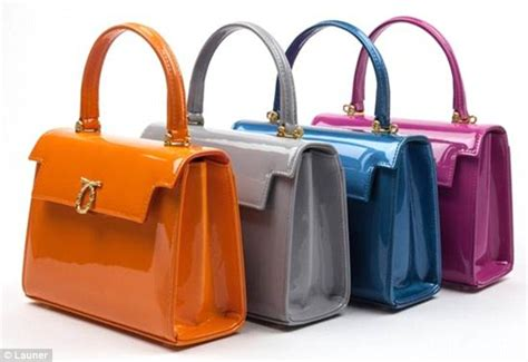 queen purse queen effect sees sales of 163 1 000 launer handbags double