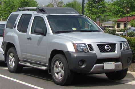 Nissan X Terra 3 3 I V6 4wd 170 Hp