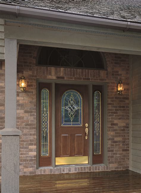 decorative glass front entry doors steel entry doors for the front side back advantages