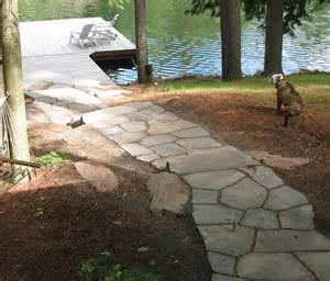 Landscape Pathways hardscapes of muskoka muskoka hardscapes projects patio