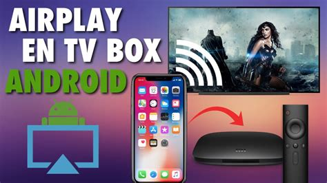 tutorial android tv convierta su android tv box en un apple tv con airplay