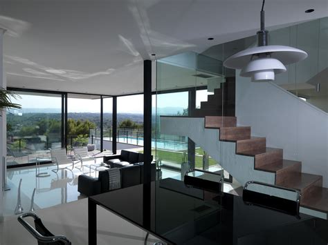 Black And White Dining Room Gallery Of Time House Ladaa 13
