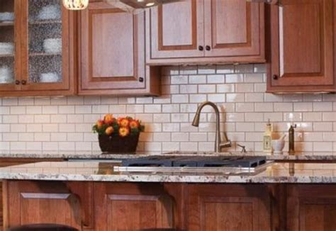 Kitchen Backsplash Exles Exles Of Kitchen Backsplashes For The Home