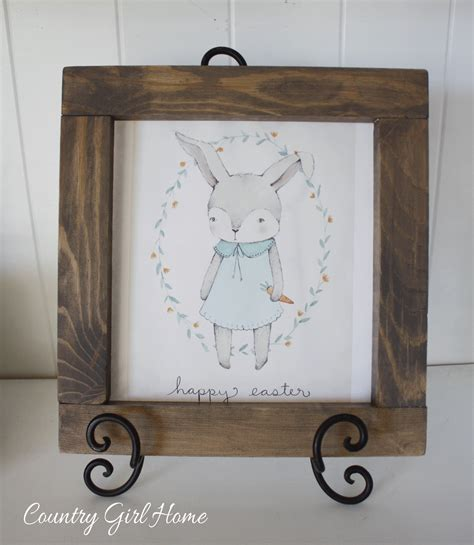 country girl home decor country girl home easter decor