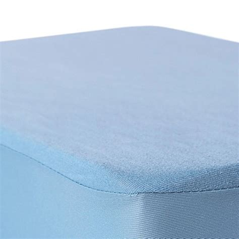 buy lifenest breathable fitted sheet in blue from bed buy bsensible natural breathable top waterproof fitted