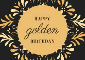 Golden Birthday Card Pink Teal Yellow Bright Balloons 13th Birthday Card