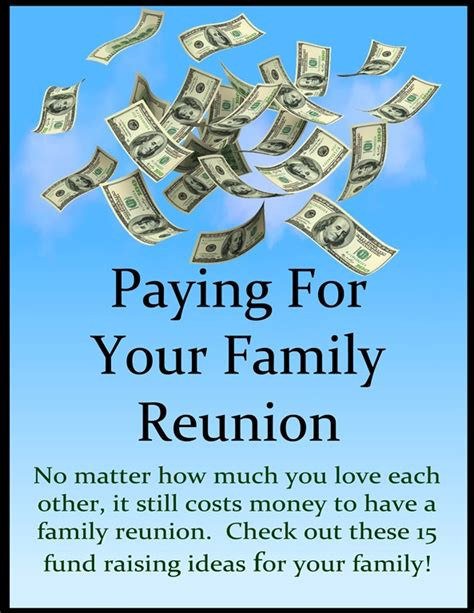 Family Reunion Payment Reminder Letter family reunion helper your number one source for family