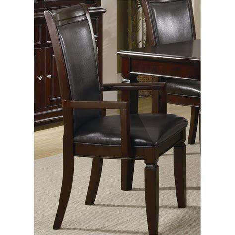 coaster furniture ramona dining room arm chair