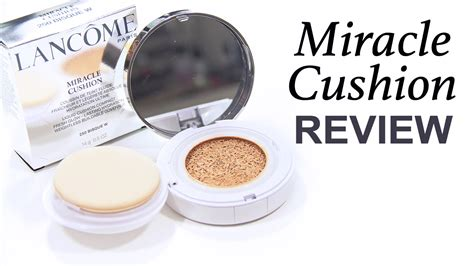 Lancome Bb Cushion lancome miracle cushion review