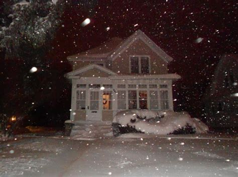 Snowy Nights In Big Backyard by Rving The Usa Is Our Big Backyard A Snowy In Chilton