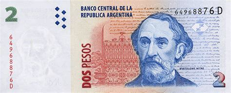 nuevas monedas de dos pesos