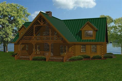 4 bedroom log home kits large log cabin floor plans