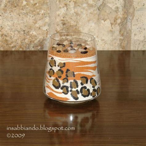 vasi con sabbia colorata oltre 25 idee originali per sabbia colorata su