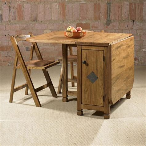 Small Folding Kitchen Table Dining Room Designs Unique Folding Dining Table For Your Small Houses Four Iron Made Of