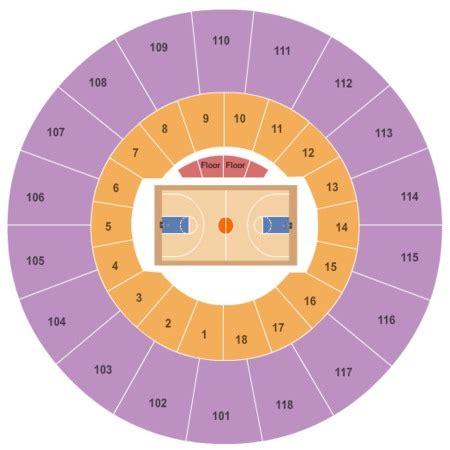 mackey arena seating capacity mackey arena tickets in west lafayette indiana mackey