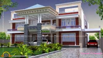 north indian luxury house kerala home design and floor plans nice small