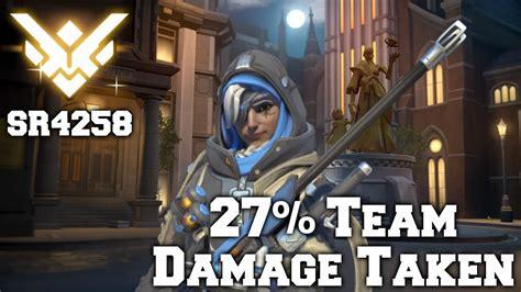 hydration overwatch grand master overwatch w 27 team damage taken feat