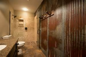Using Corrugated Metal For Shower Walls by Corrugated Metal Bathroom Search Bee Ridge