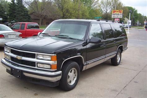 all car manuals free 1997 chevrolet suburban 1500 user handbook jerrid1987 1997 chevrolet suburban 1500 specs photos modification info at cardomain
