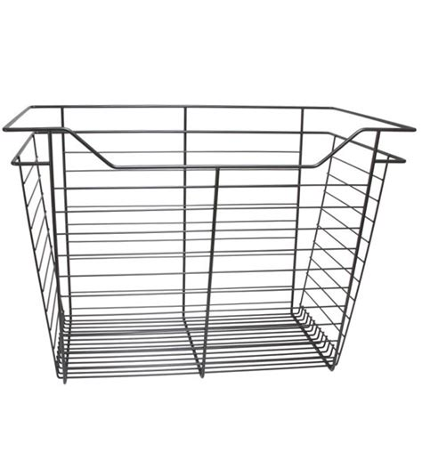 wire basket drawer 23 x 17 x 14 inch in custom closet