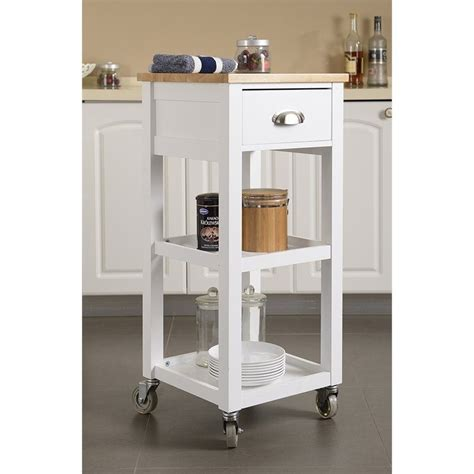 white kitchen island cart kitchen island cart in white zh141187w