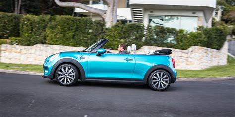 A Mini Cooper Convertible by 2016 Mini Cooper Convertible Review Caradvice