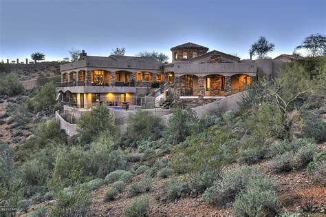 houses on hills golf homes for sale in fountain hills arizona