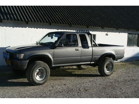 Frem Hilux 2012 toyota hilux 2 4 turbo solgt 1989 l 230 kker 4x4 kommer frem alle s