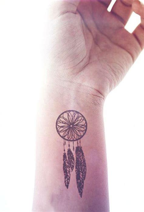 small dreamcatcher wrist tattoo 21 dreamcatcher tattoos designs