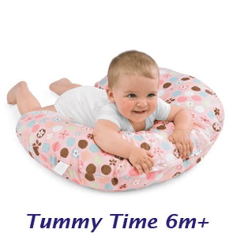 Boppy Pillow For Tummy Time by Boppy Pillow Bubs N Grubs