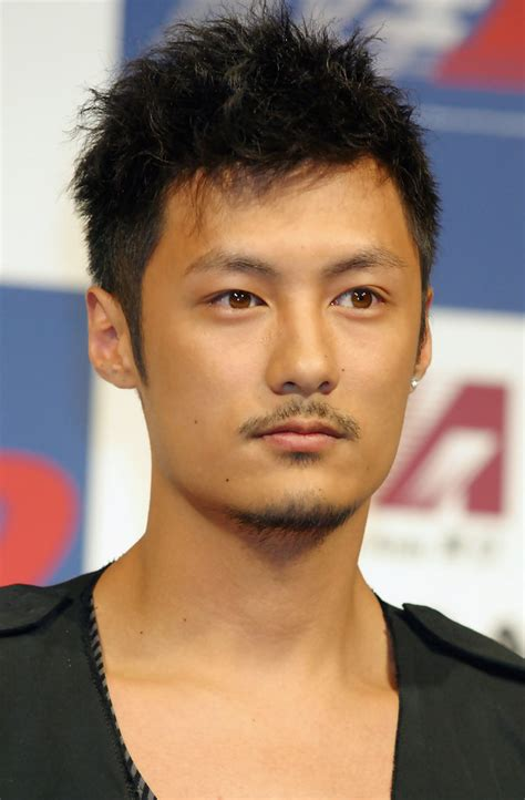 current hong kong men hairstyle is this the best facial hairstyle for azn dude pics