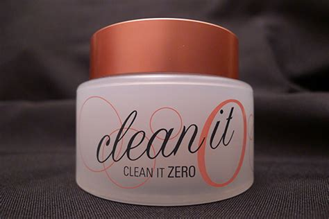 Harga Banila Co Clean It Zero Cleansing Balm banila co clean it zero cleansing balm review revisited