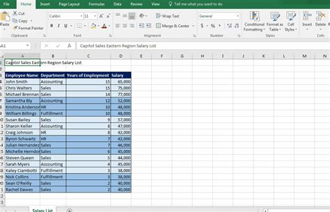How To Learn Spreadsheets by Excel Merge Center What It Is How To Use It Learn