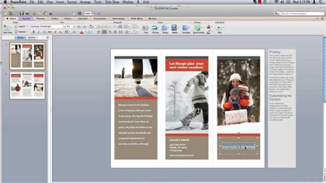 microsoft online templates for brochures free phlet template best agenda templates