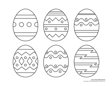easter egg coloring ideas printable easter egg templates