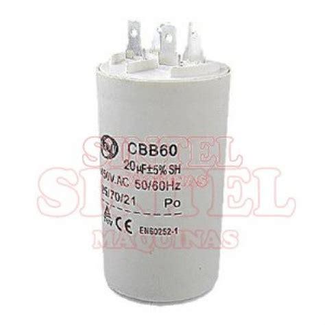 capacitor cbb60 20uf pe 231 as e acess 243 rios sintel m 225 quinas