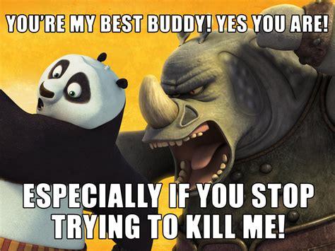 Meme Fu - kung fu panda po isms