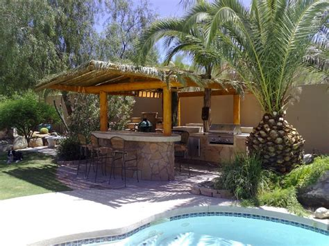 amazing outdoor kitchens bbq island tiki bars and