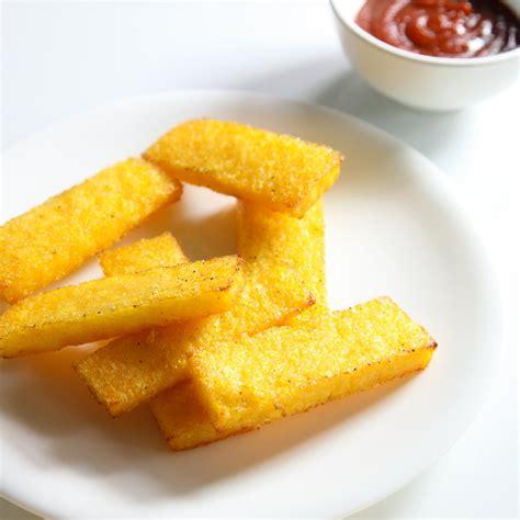 the 10 cent diet baked polenta fries