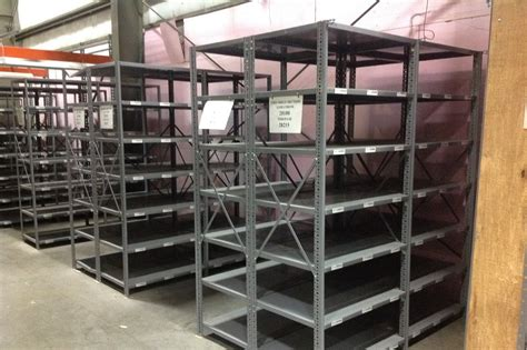 used shelving used industrial shelving for sale by american surplus inc