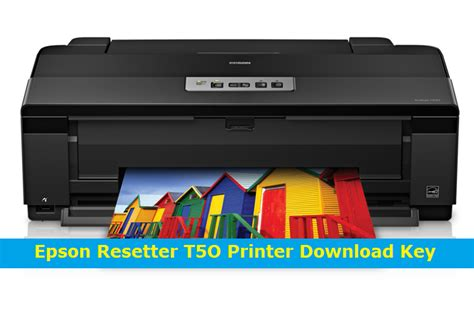 Reset Epson T50 Download Gratis | resetter epson t50 printer adjustment program step by step